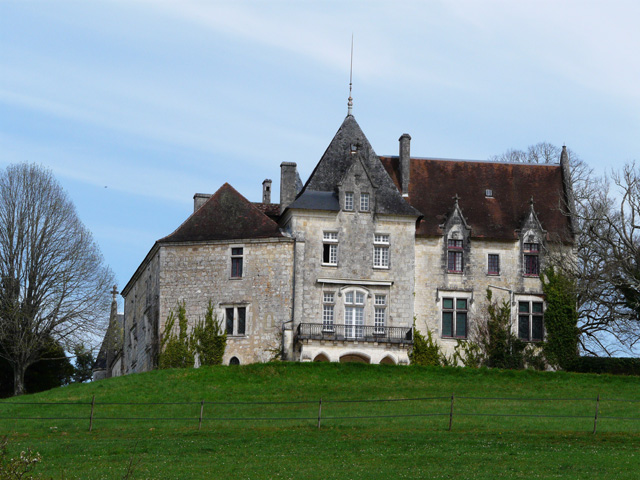 Chateau de Bellegarde