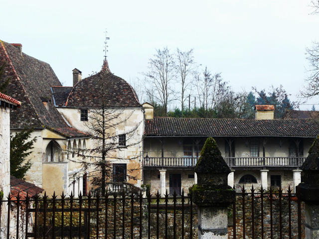 Château de Saint-Germain-du-Salembre