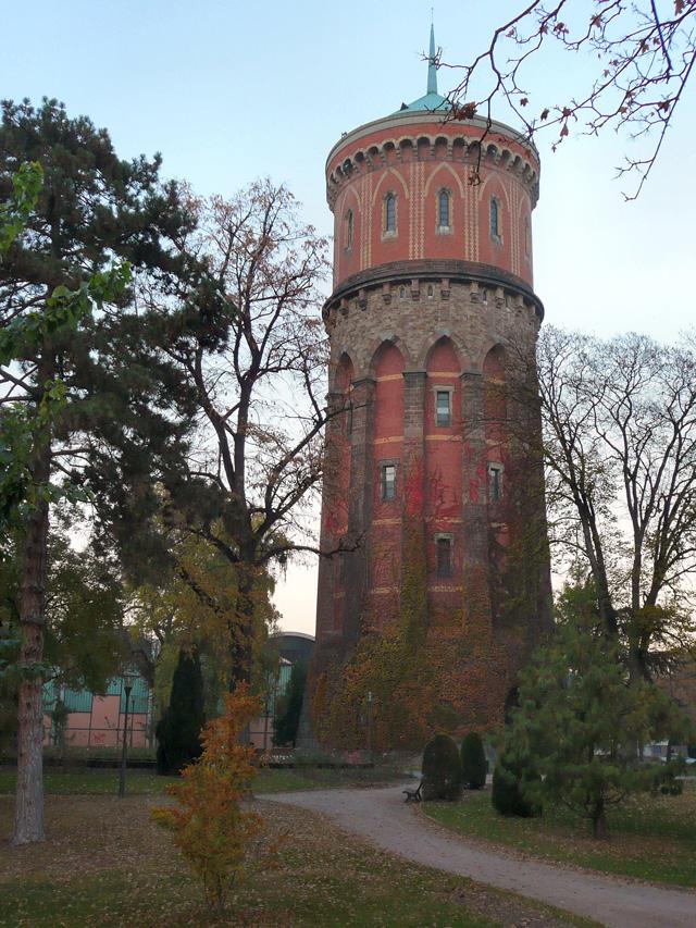 Château d'eau de Colmar