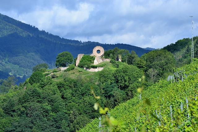 Chateau d'Engelbourg