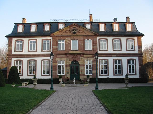 Château d'Odratzheim