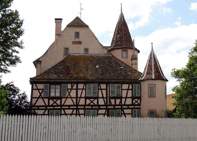 Château d'Urendorf