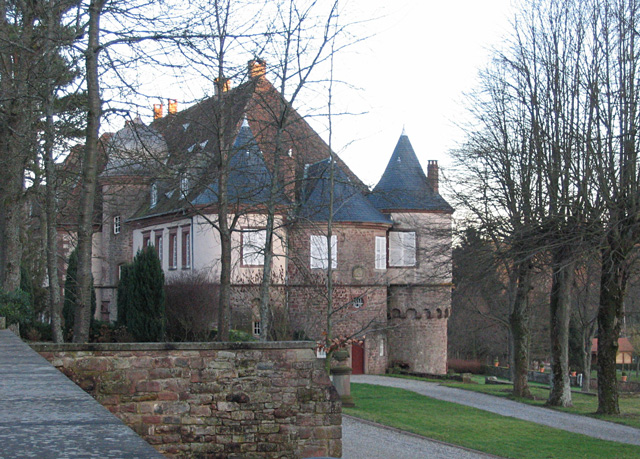 Chateau de Birkenwald