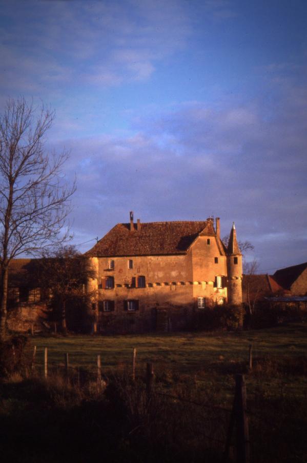 Château de Breuschwickersheim