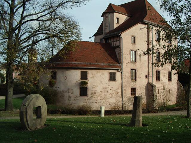 Chateau de Buchenek