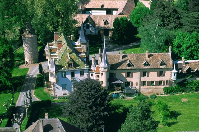 Chateau de Dachstein