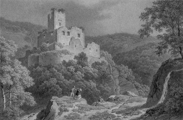 Chateau de Hagueneck