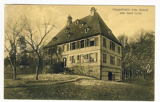 Château de Hegenheim