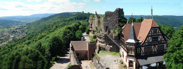 Chateau de Hohbarr
