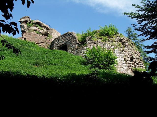 Chateau de Hohenbourg