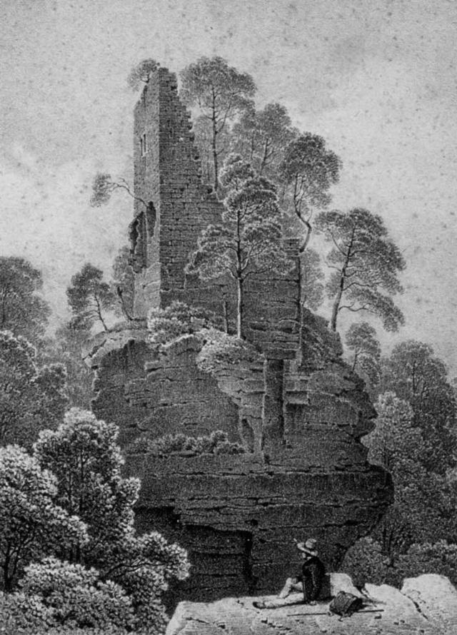 Chateau de Hohenfels