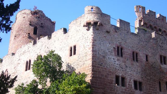 Chateau de Kintzheim