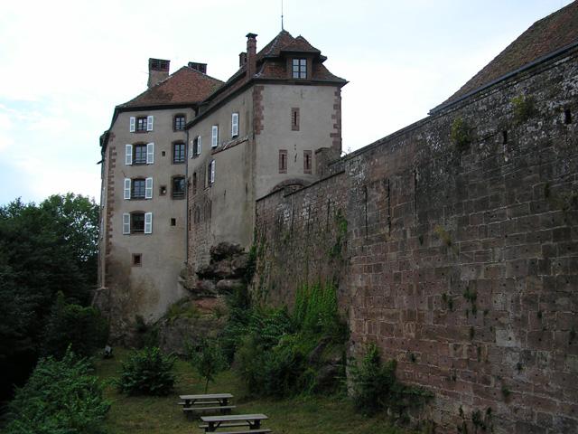Chateau de La Petite-Pierre