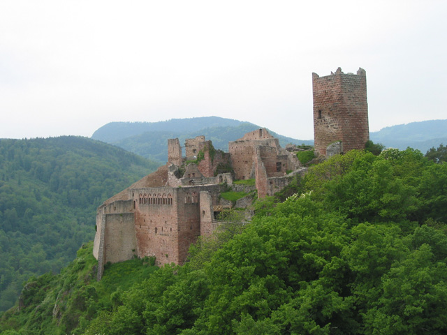 Chateau de Saint-Ulrich