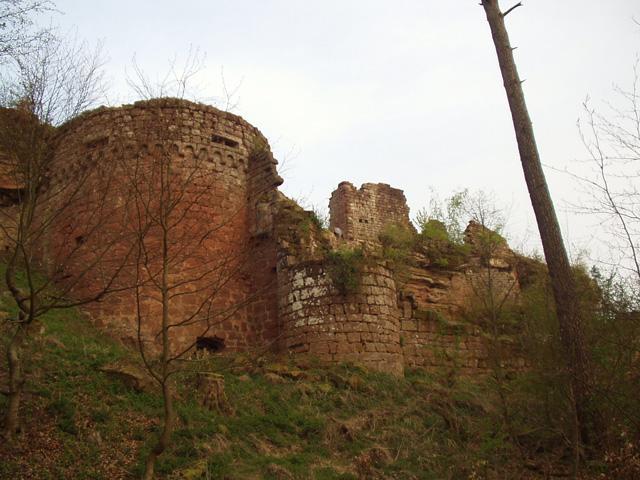 Chateau de Schœneck