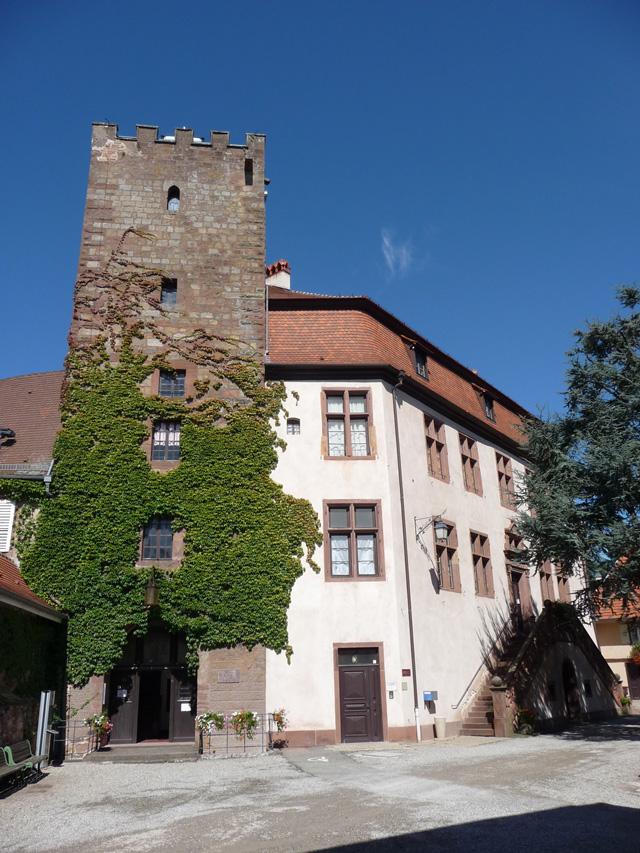 Chateau de Wœrth