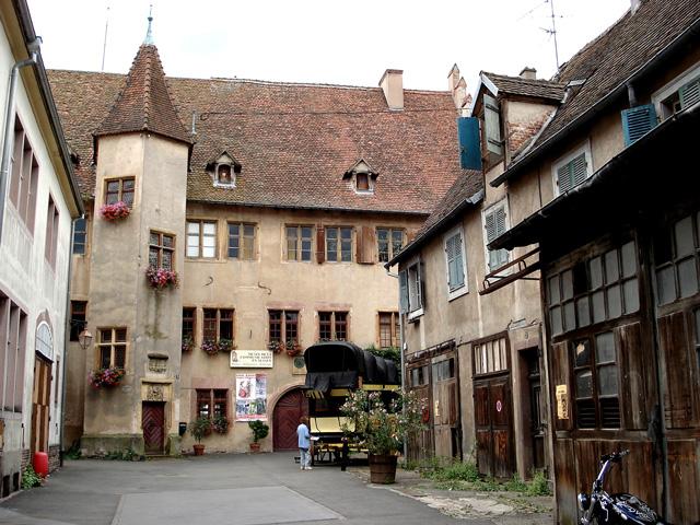 Chateau des comtes de Montbéliard-Wurtemberg