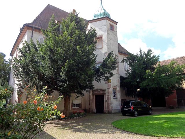 Chateau des Ifs