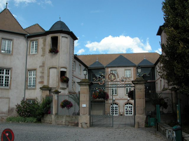 Chateau des Rohan
