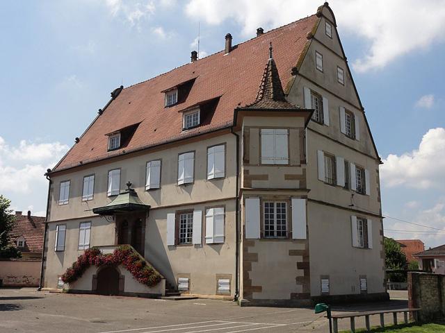 Chateau des Zorn de Plobsheim