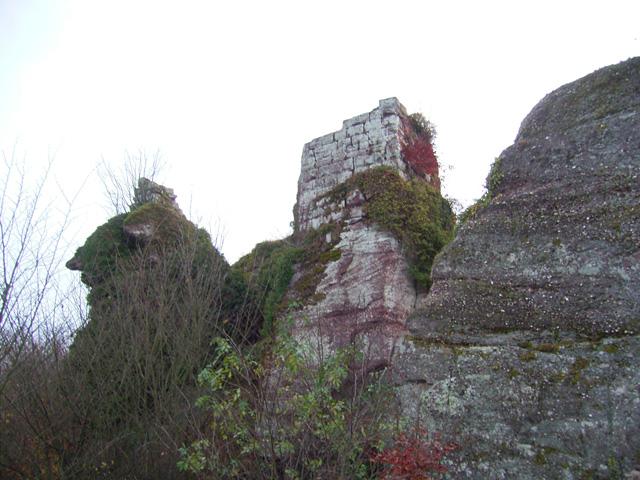 Chateau du Grand Ringelstein