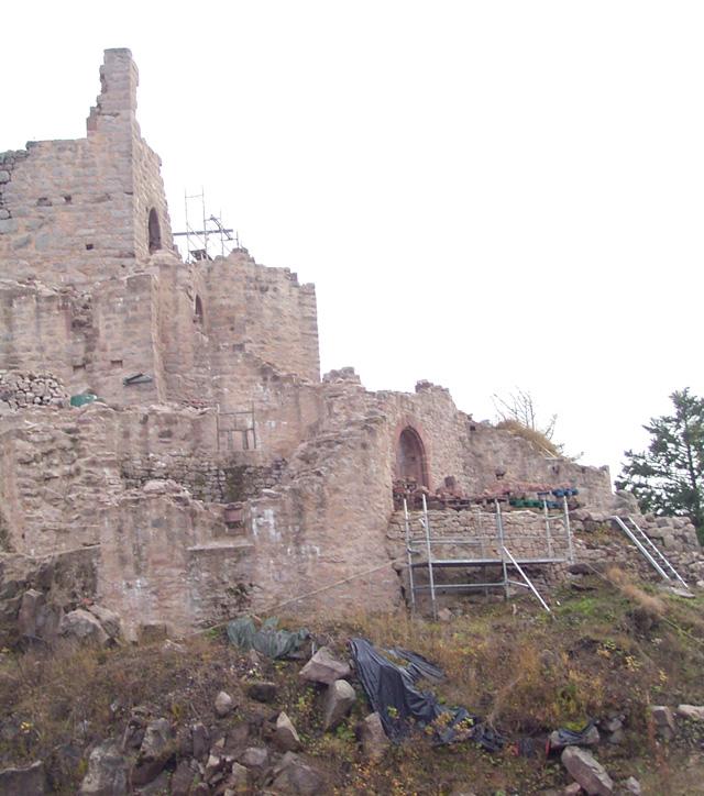 Chateau du Kagenfels