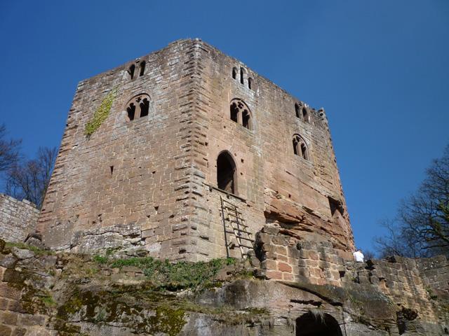 Chateau du Nouveau-Windstein
