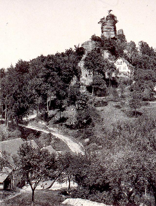 Chateau du Vieux-Windstein