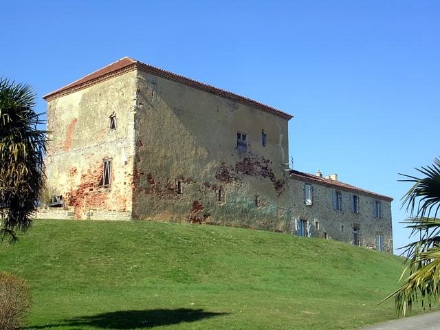 Château d'Aon (Hontanx)