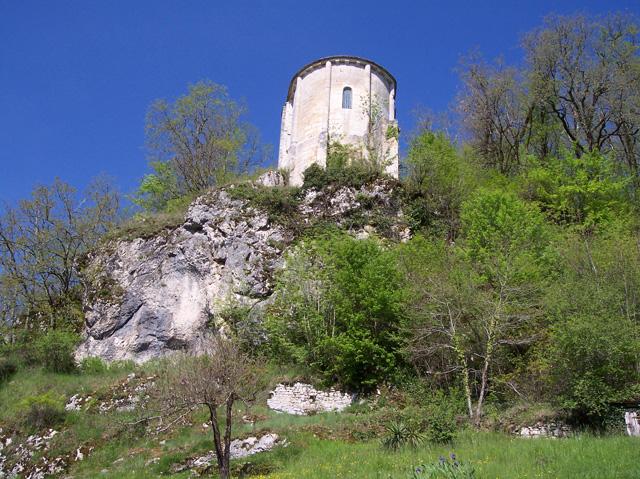 Château d'Auberoche