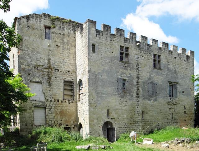 Château d'Escalup