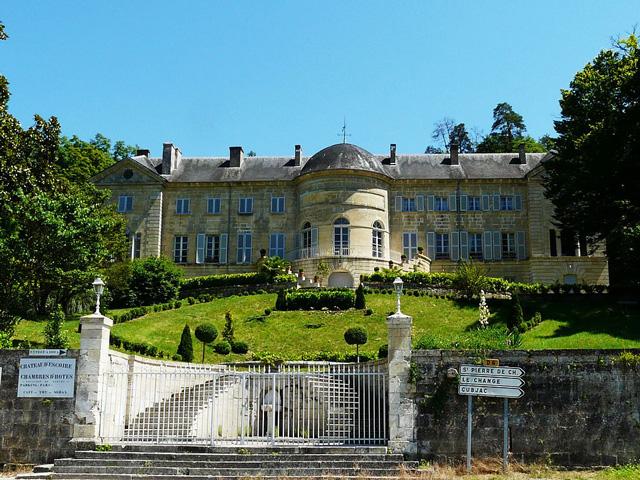 Château d'Escoire