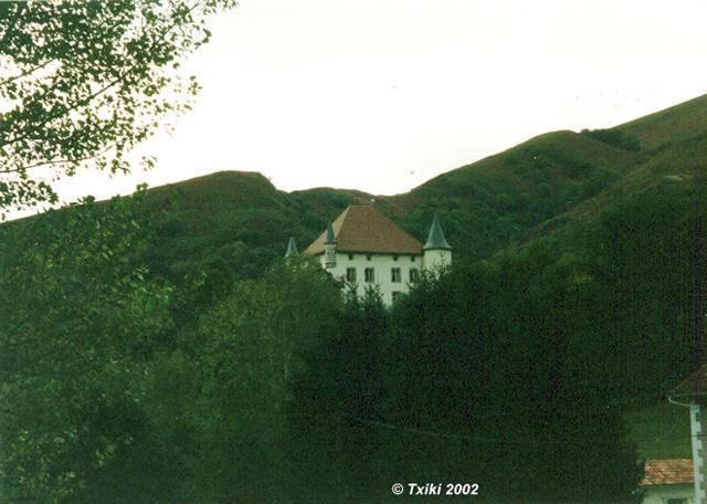Château d'Etchaux