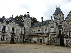 Château d'Oche