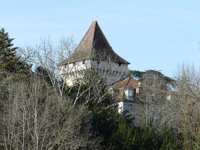 Château de Bayac