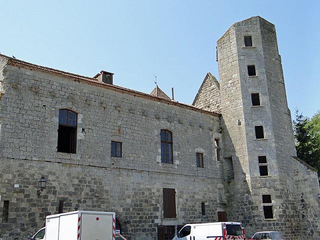 Château de Bazens