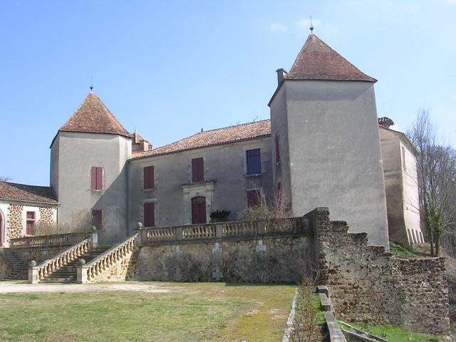 Château de Belhade