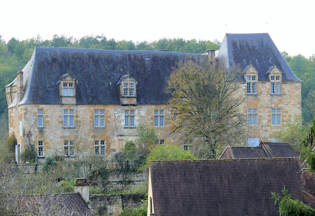 Château de Berbiguières