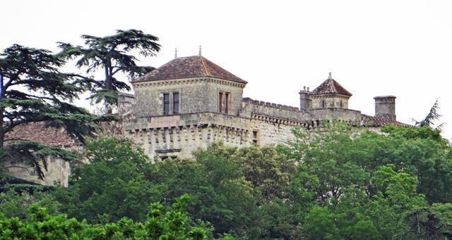 Château de Castelnoubel
