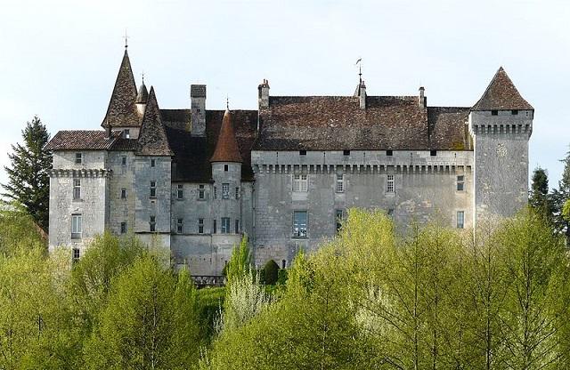 Château de Château-l'Évêque