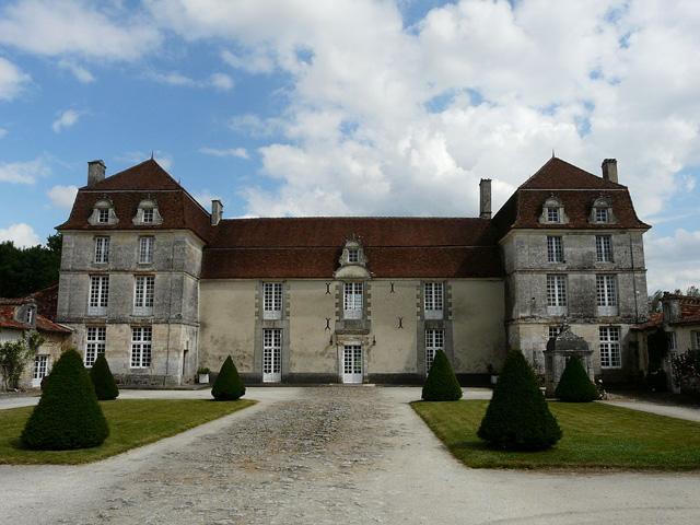 Château de Clauzuroux