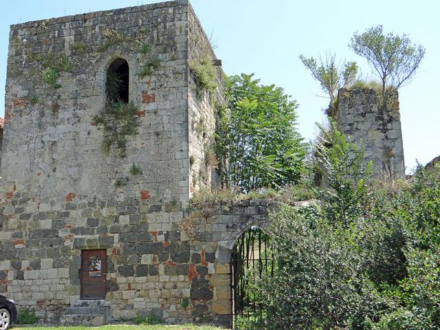 Château de Clermont-Dessous
