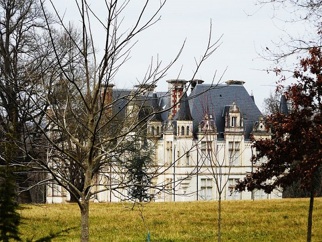 Château de Fournils