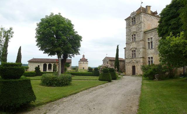 Château de Fréchou