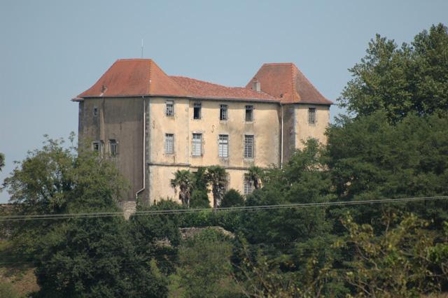 Château de Garro