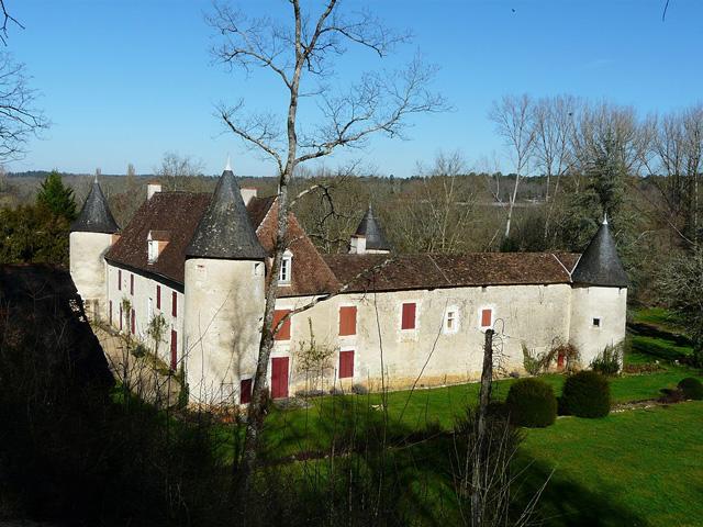 Château de Glane
