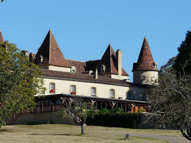 Château de la Finou