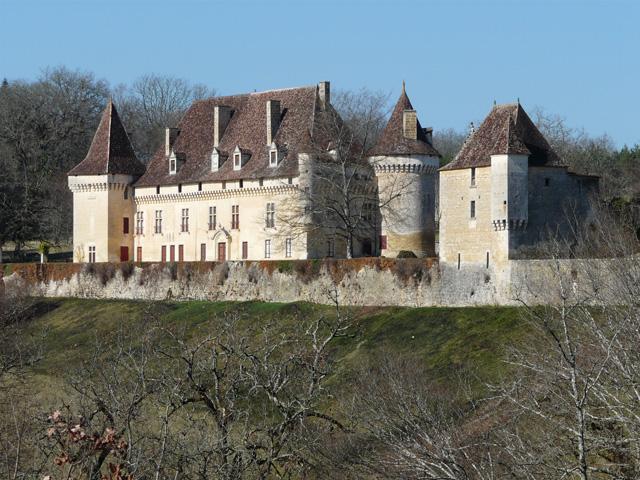 Château de la Gaubertie