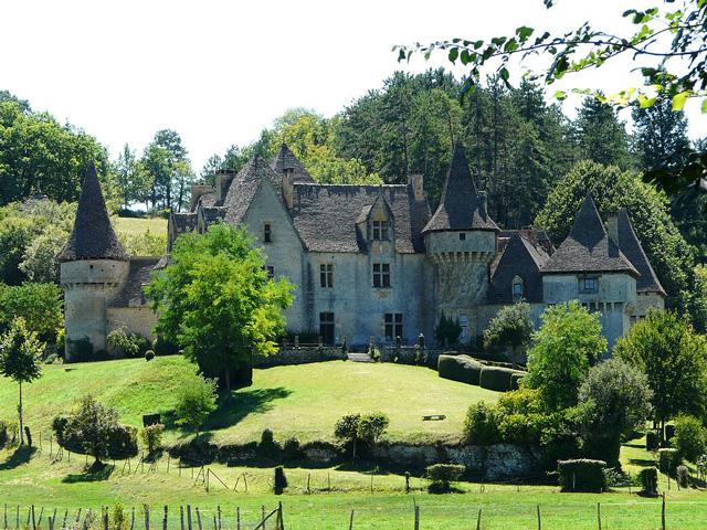 Château de la Grande Filolie