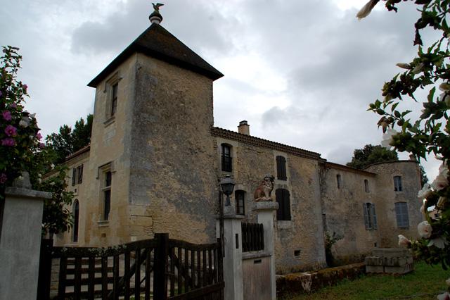 Château de la Mothe-Gajac
